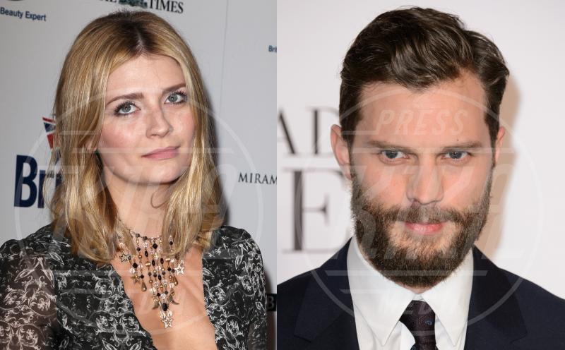 Jamie Dornan, Mischa Barton - 23-06-2015 - Dieci coppie famose... che non sapevate fossero state coppie!