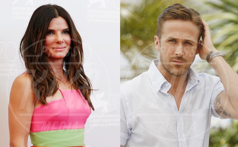 Ryan Gosling, Sandra Bullock - 23-06-2015 - Dieci coppie famose... che non sapevate fossero state coppie!