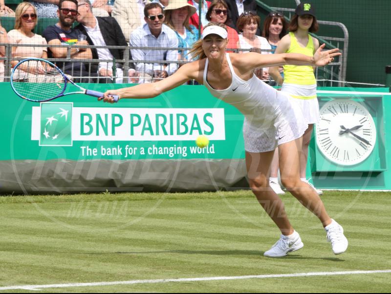 Maria Sharapova - Londra - 24-06-2015 - Maria Sharapova sospesa per due anni