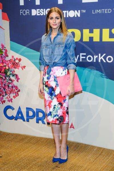 Olivia Palermo - New York - 22-04-2015 - Le celebrity? Sul red carpet e fuori sono regine di... fiori!
