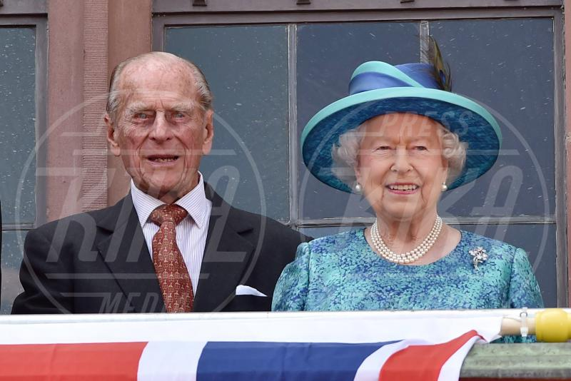 Regina Elisabetta II, Principe Filippo Duca di Edimburgo - Francoforte - 25-06-2015 - Dio salvi la regina: Elisabetta II compie 63 anni di regno