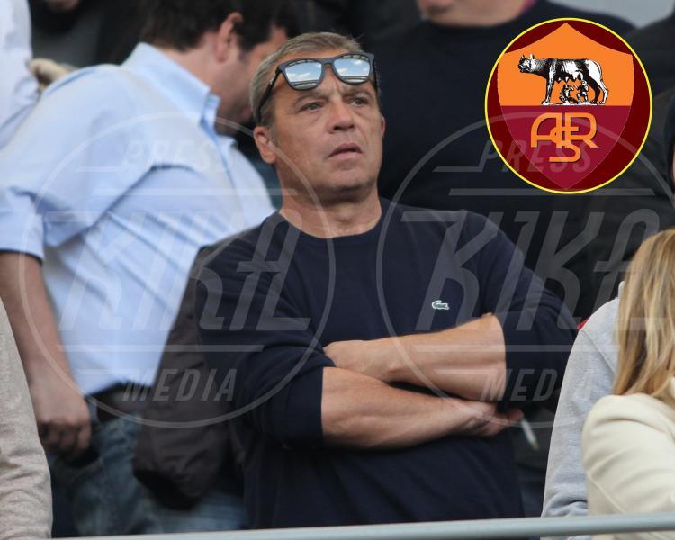 Claudio Amendola - Roma - 04-03-2012 - Quando il tifo lo fanno le celebrity