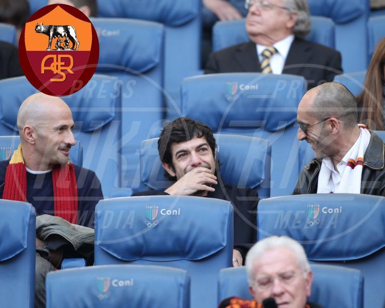 Pierfrancesco Favino - Roma - 04-03-2012 - Quando il tifo lo fanno le celebrity
