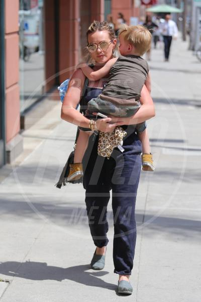 Luca Comrie, Hilary Duff - Los Angeles - 30-06-2015 - Le celebrity che non sapevate avessero figli