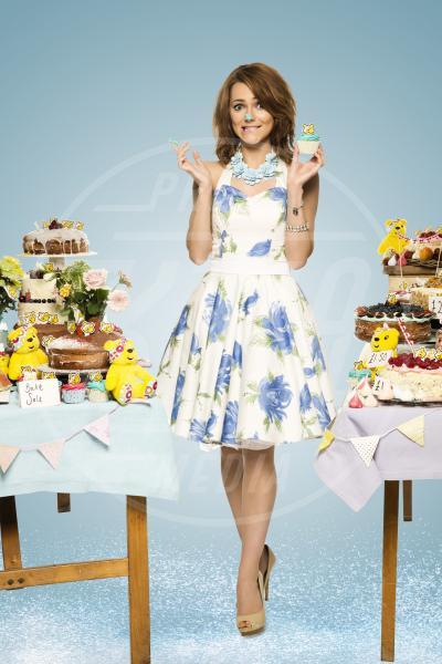 Kara Tointon - Londra - 15-09-2014 - Blue China Print: siamo tutte bambole di porcellana!