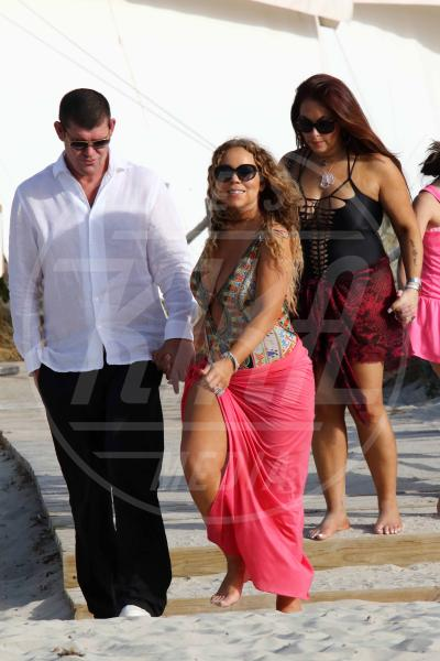 James Packer, Mariah Carey - Formentera - 01-07-2015 - Mariah Carey e James Packer, amore al capolinea?