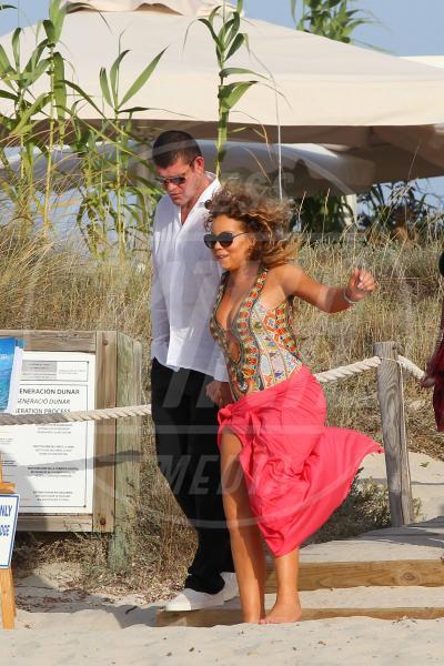 James Packer, Mariah Carey - Formentera - 01-07-2015 - Mariah Carey e James Packer, amore al capolinea?