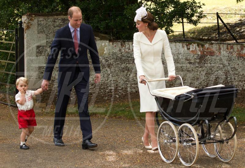 Principessa Charlotte Elizabeth Diana, Principe George, Principe William, Kate Middleton - King's Lynn - 05-07-2015 - George e Charlotte tra paggetti e damigelle: le foto più belle