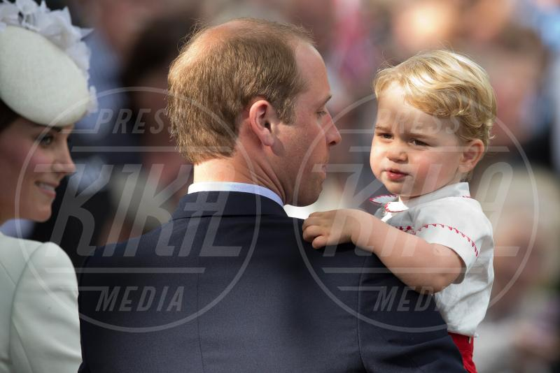 Principe George, Principe William, Kate Middleton - King's Lynn - 05-07-2015 - Auguri Principe George! L'erede al trono compie sei anni