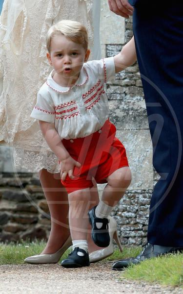 Principe George, Principe William - King's Lynn - 05-07-2015 - Baby George, è arrivato il suo primo giorno di scuola!