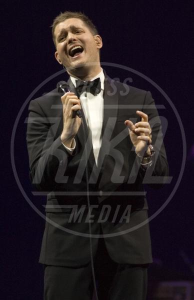 Michael Bublè - Glasgow - 08-03-2014 - Michael Bublé, buone notizie: Noah è guarito dal tumore