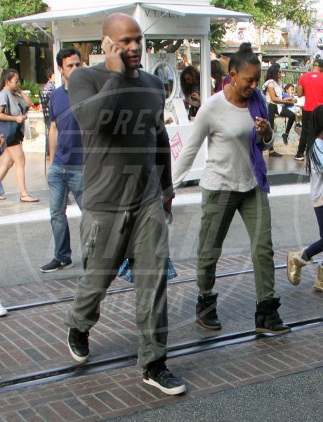 Melanie Brown, Stephen Belafonte, Mel B - Los Angeles - 06-07-2015 - Threesome e percosse, i perché del divorzio di Mel B