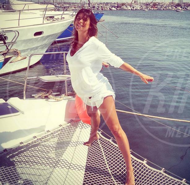 Elisabetta Canalis - Ibiza - 09-07-2015 - Le star sui social: Nicole Minetti è di nuovo su Instagram