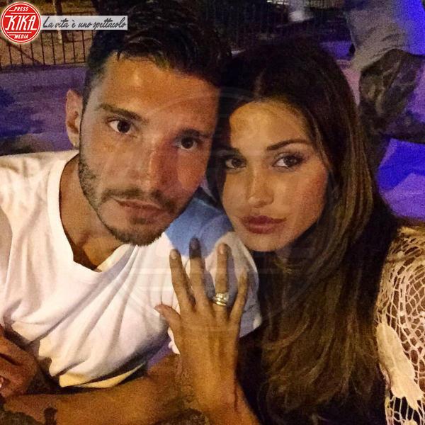 Stefano De Martino, Belen Rodriguez - Milano - 09-07-2015 - Le star sui social: Nicole Minetti è di nuovo su Instagram