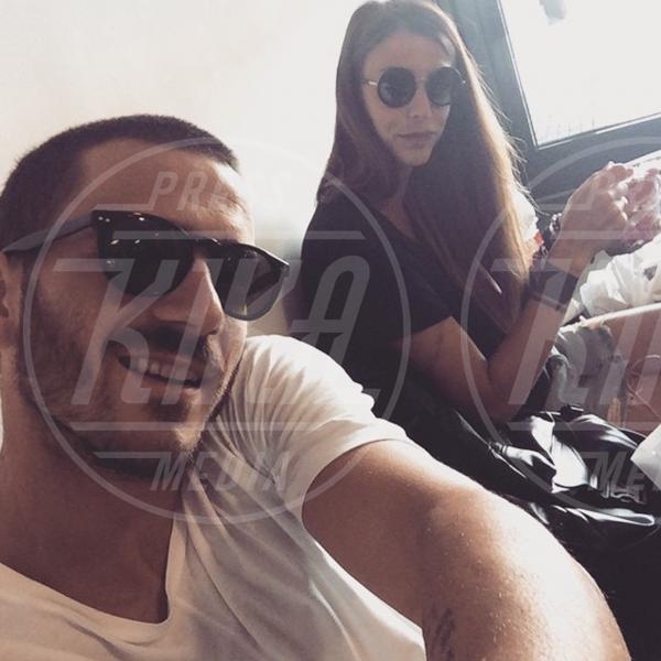 Leonardo Bonucci - Milano - 09-07-2015 - Le star sui social: Nicole Minetti è di nuovo su Instagram