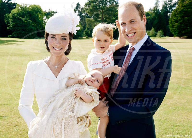 Principessa Charlotte Elizabeth Diana Principe George Principe William Kate Middleton