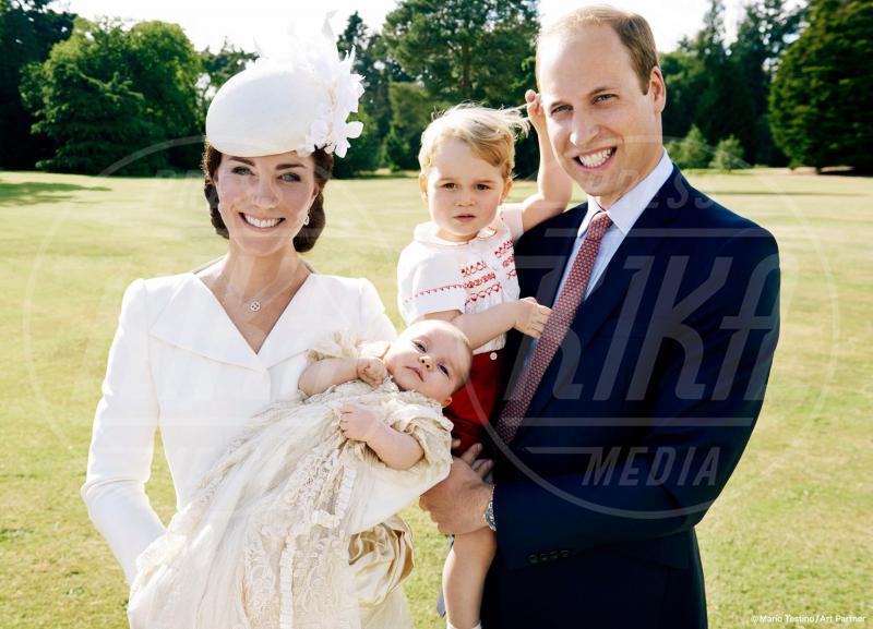 Principessa Charlotte Elizabeth Diana, Principe George, Principe William, Kate Middleton - 09-07-2015 - George e Charlotte tra paggetti e damigelle: le foto più belle