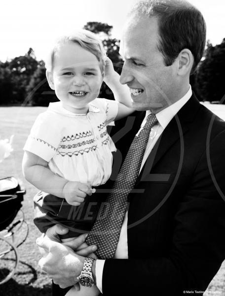 Principe George, Principe William - 09-07-2015 - Battesimo Charlotte: le foto di Mario Testino