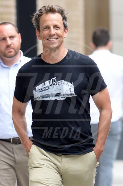Seth Meyers - New York - 09-07-2015 - Golden Globe 2018: ecco chi li presenterà