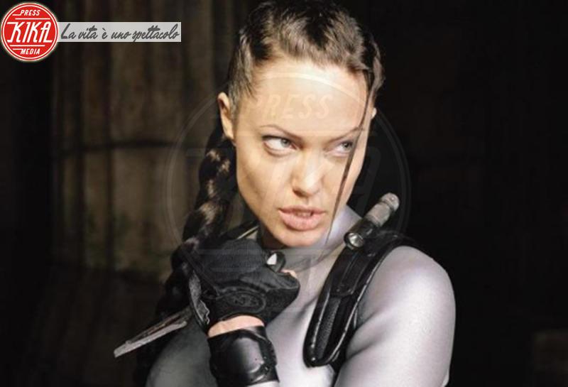 Angelina Jolie - Le eroine dei videogiochi dominano anche al cinema