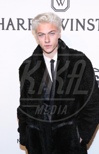 Lucky Blue Smith - New York - 11-02-2015 - Lucky Blue Smith è ufficialmente fuori dal mercato
