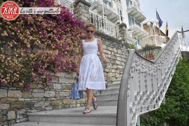 Kylie Minogue - Portofino - 13-07-2015 - Trump e gli altri: i vip in italia per una vacanza 5 stelle