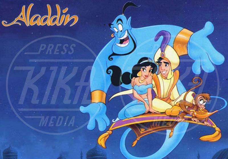 Aladdin - Los Angeles - 16-07-2015 - Tatuato e muscoloso: ecco il nuovo Aladdin!