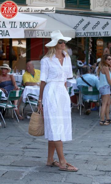 Elle Macpherson - Portofino - 17-07-2015 - Elle MacPherson compie 54 anni ma il tempo per lei si è fermato
