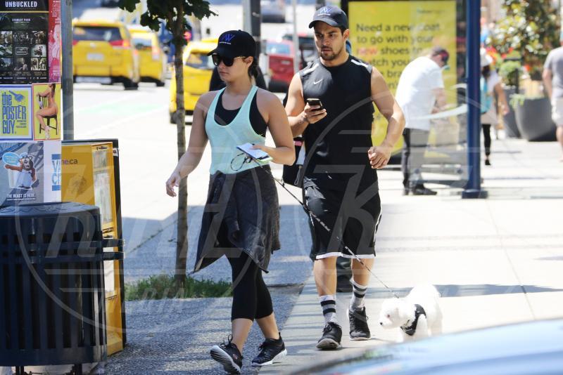 Demi Lovato, Wilmer Valderrama - Vancouver - 18-07-2015 - Demi Lovato e Wilmer Valderrama si sono lasciati