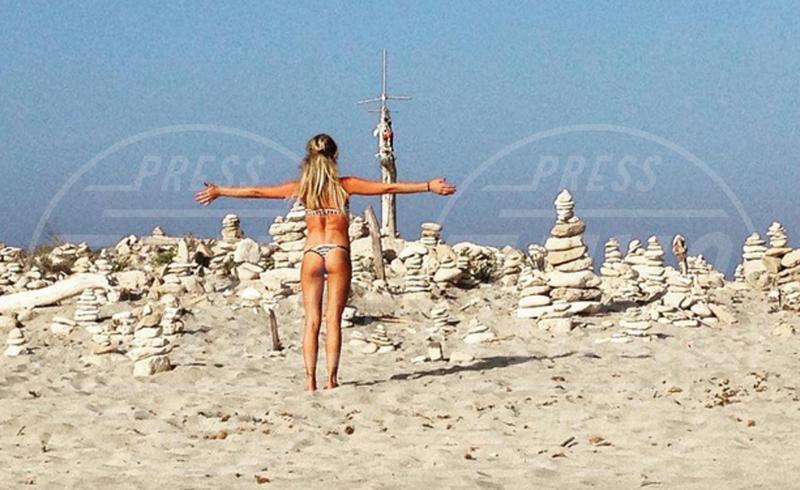 Costanza Caracciolo - 19-07-2015 - Bobo Vieri: ecco la sua nuova fidanzata