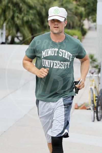 Josh Duhamel - Santa Monica - 19-07-2015 - Star come noi: quando i vip vanno di corsa