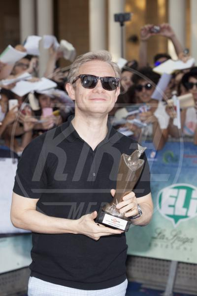Martin Freeman - Salerno - 19-07-2015 - Ford, Dormer e Hopkins: cast stellare per Official Secrets