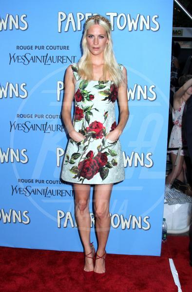 Poppy Delevingne - New York - 21-07-2015 - Le celebrity? Sul red carpet e fuori sono regine di... fiori!