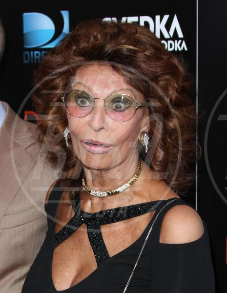 Sophia Loren - Los Angeles - 21-07-2015 - Star come noi: che smorfiose, queste celebrity!