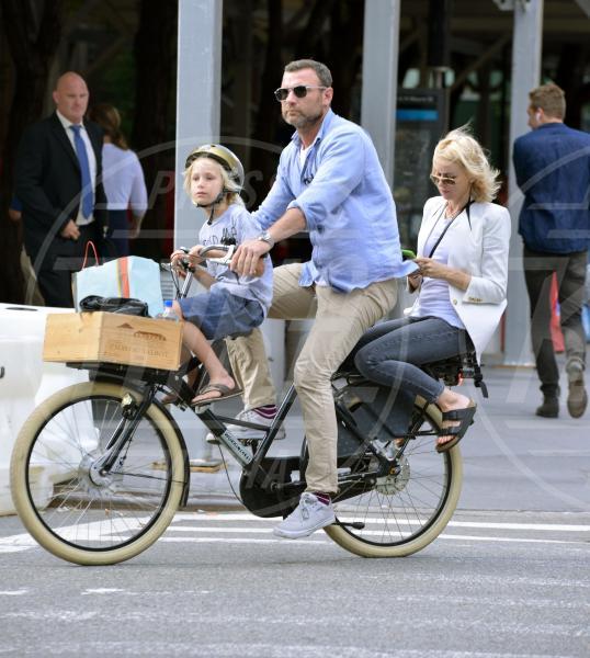 Samuel Kai Schreiber, Liev Schreiber, Naomi Watts - New York - 22-07-2015 - Naomi Watts e Liev Schreiber, addio dopo 11 anni