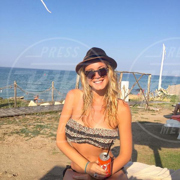 Diletta Leotta - 24-07-2015 - Hanno incastrato Diletta Leotta! Eccola quando era...povera!