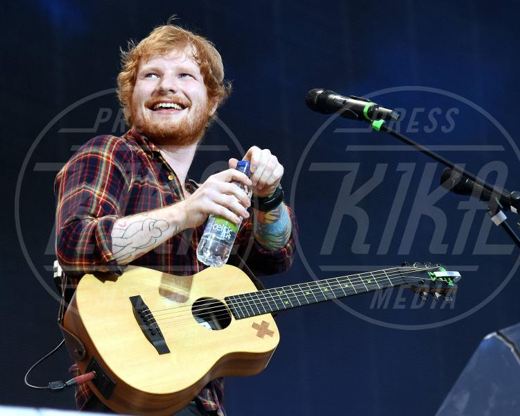 Ed Sheeran - Dublino - 24-07-2015 - Harry e Meghan gli hanno chiesto di cantare al loro matrimonio