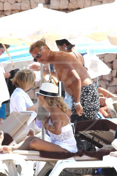 Barbara D'Urso, Paolo Bonolis - Formentera - 27-07-2015 - Buon compleanno Paolo Bonolis! 55 anni da showman