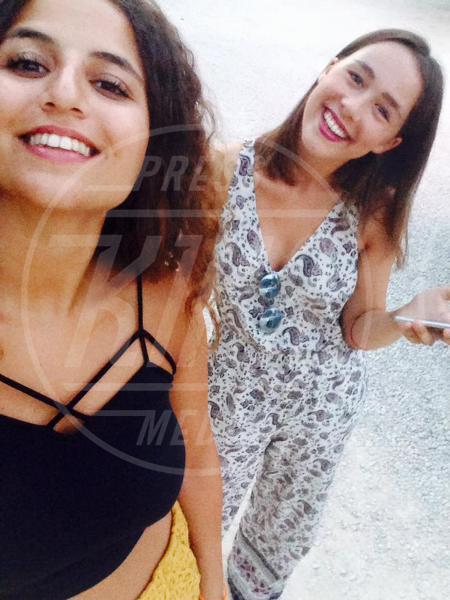 Sara Daniele, Aurora Ramazzotti - Riki Marcuzzo e Sara Daniele: è amore o semplice amicizia?