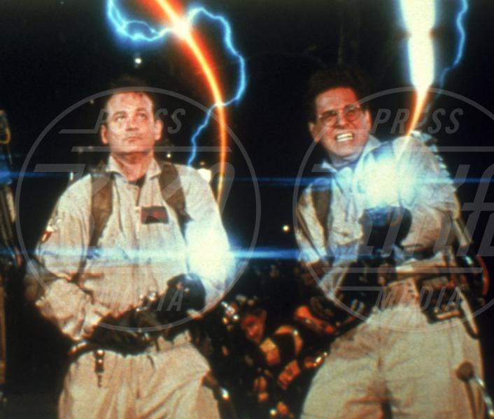 Harold Ramis, Ghostbusters, Dan Aykroyd, Bill Murray - 28-07-2015 - Nemiciamatissimi... d'amore e d'accordo davanti alle telecamere!