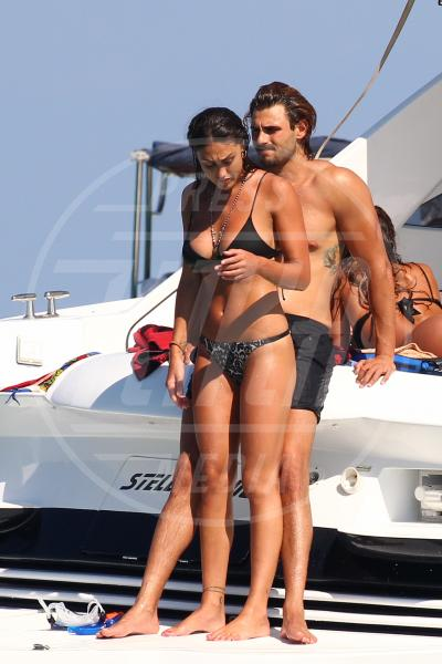 Francesco Monte, Cecilia Rodriguez - Formentera - 29-07-2015 - Ignazio Moser andrà ospite da Barbara D'Urso?