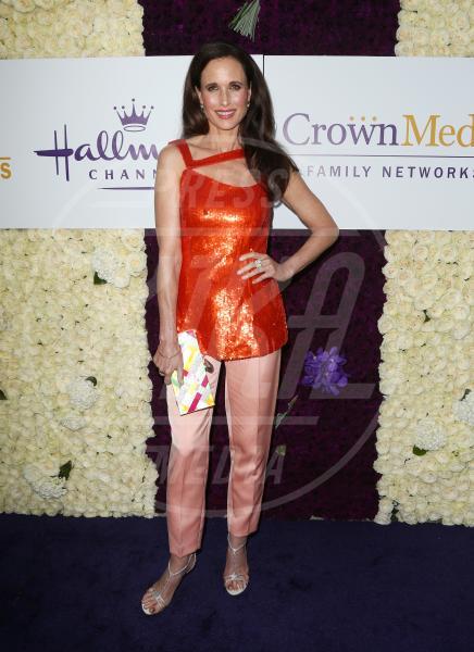 Andie MacDowell - Beverly Hills - 29-07-2015 - Andie MacDowell protagonista della serie tv ABC, Model Woman
