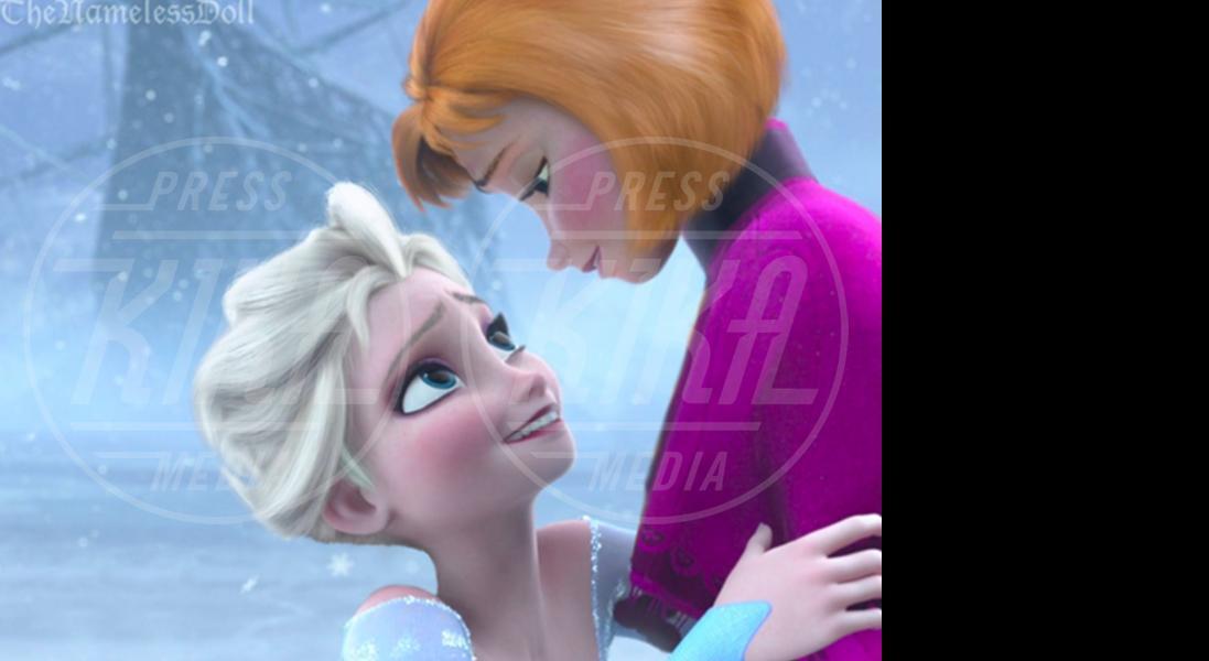 Frozen, Elsa - 30-07-2015 - Frozen, Disney accusata di plagio per il brano Let it Go
