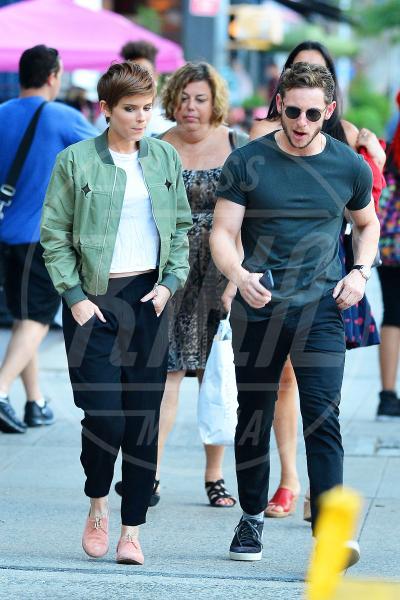 Jamie Bell, Kate Mara - New York - 01-08-2015 - Kate Mara e Jamie Bell si sono sposati