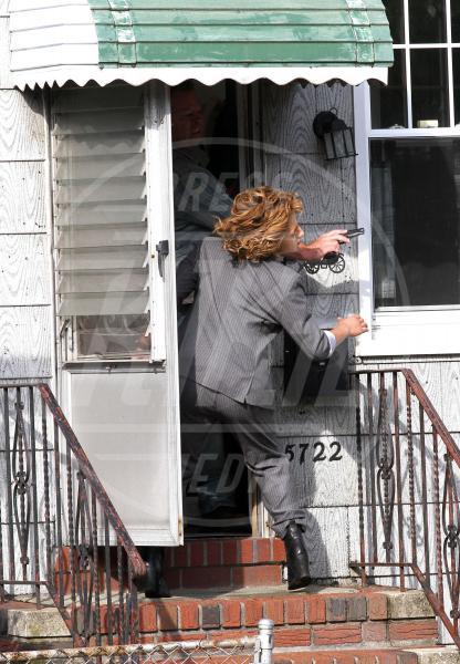 Jennifer Lopez - New York - 04-08-2015 - Sabrina Impacciatore & C., quando lo scivolone è epico