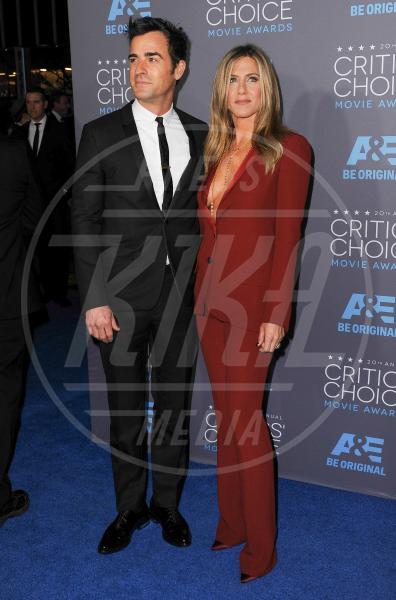 Justin Theroux, Jennifer Aniston - California - 15-01-2015 - Jennifer Aniston è incinta di due gemelle
