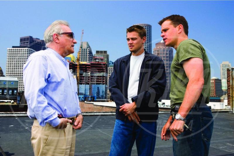 The Departed, Martin Scorsese, Matt Damon, Leonardo DiCaprio - 11-08-2015 - Scorsese e DiCaprio, al cinema il numero perfetto è... 6!