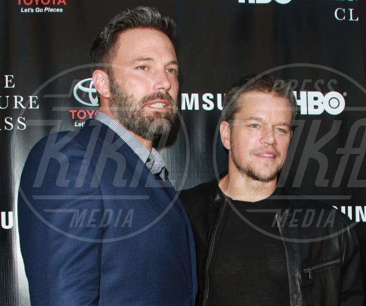 Matt Damon, Ben Affleck - Los Angeles - 11-08-2015 - Ben Affleck e Matt Damon alla première di Project Greenlight