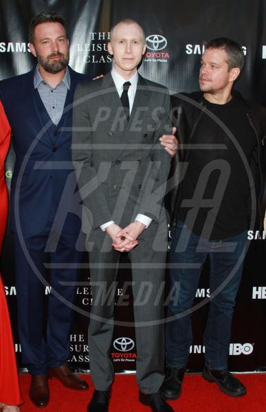 Jason Mann, Matt Damon, Ben Affleck - Los Angeles - 11-08-2015 - Ben Affleck e Matt Damon alla première di Project Greenlight
