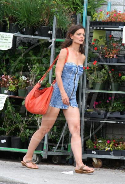 Katie Holmes - New York - 11-08-2015 - Emily Ratajkowski, lato B da urlo. Ecco le foto